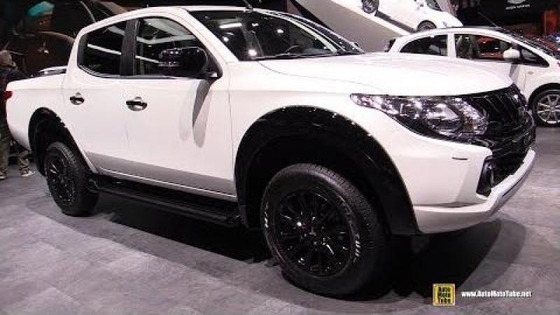 2018 Mitsubishi L200 Diamond Pick Up - Exterior and Interior Walkaround - 2018 Geneva Motor Show