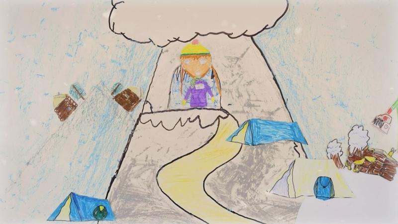 Мультфильм Пещера Йети