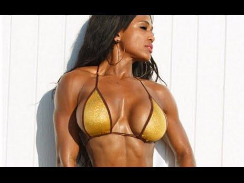 Best Workout With Amazing Fitness Models Suni Sweeney (follow @suni_sweeney)