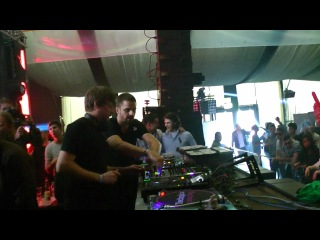 NICK CURLY b2b MATHIAS KADEN @ TIME WARP Mannheim 2012 video1 by LUCA DEA