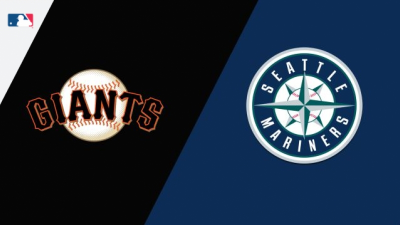 IL / 24.07.2018 / SF Giants @ SEA Mariners (1/2)