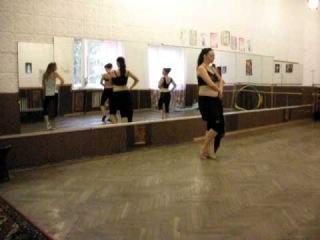 Разбор танца Haifa Wehbe -- Fakerni