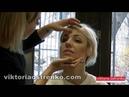 Мастер класс Виктории Остренко Как создать характер с помощью изменения формы бровей