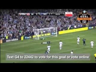 MLS Пять лучших голов недели - 24