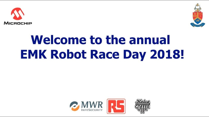 EMK Robot Race Day 2018 - Live Stream