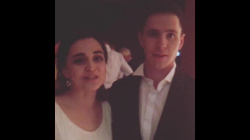 Отзыв со свадьбы Нияза и Далии