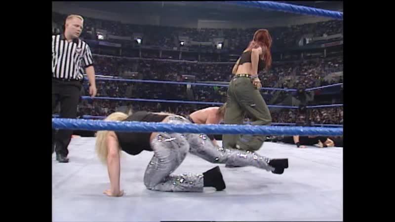 WWF SmackDown 19.10.2000 - Lita vs Trish Stratus