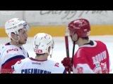 КХЛ'13/14: ХК «Спартак» - ХК «Локомотив» - 1:3.