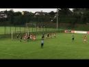 75′ 3 1 Фернандо бьет по воротам вратарь отбивает на ногу Промесу и мяч в воротах