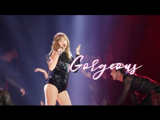 Taylor Swirt - Gorgeous (Live Reputation Tour) DVD