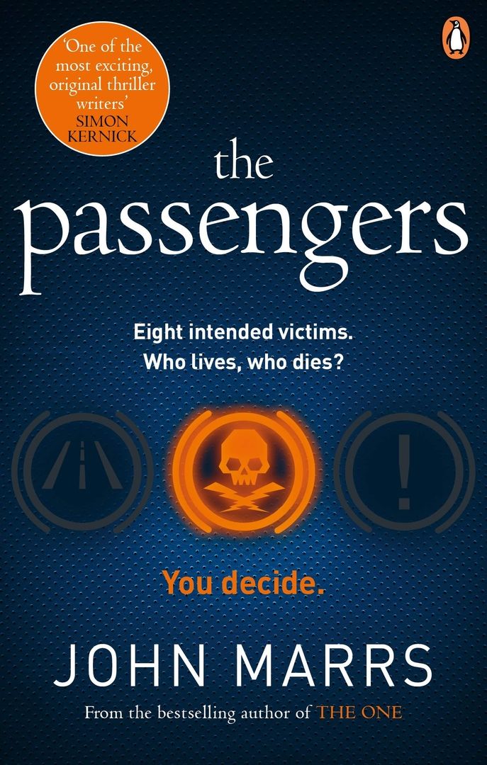 The Passengers by John Marrs