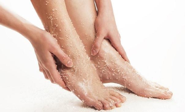 Процедуры для ног с с аромамаслами