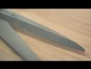 Ножницы AURORA AU 106-95 портновские для скользящих материалов 24см/ 3,5мм/ 9,5 ID10649