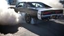 Dodge Charger 68-72 - Acceleration Burnout Exhaust Sound