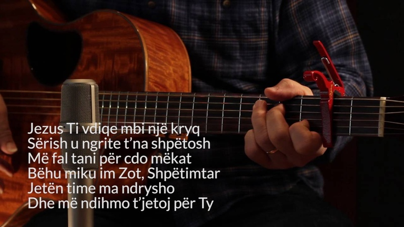 The Salvation Poem in Albanian Shqip