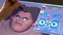 Moana Walt Disney Animation Studios Behind The Scenes