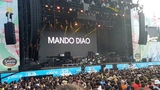 MEXICAN HARDCORE. MANDO DIAO. SANTIAGO DE COMPOSTELA