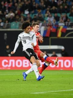 Почему сборная России всегда будет проигрывать немцам