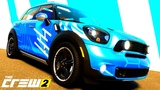 """THE CREW 2 """"GOLD EDiTiON"""" (TUNiNG) MINI COOPER S COUNTRYMAN ALL4 PART 534 ..."""