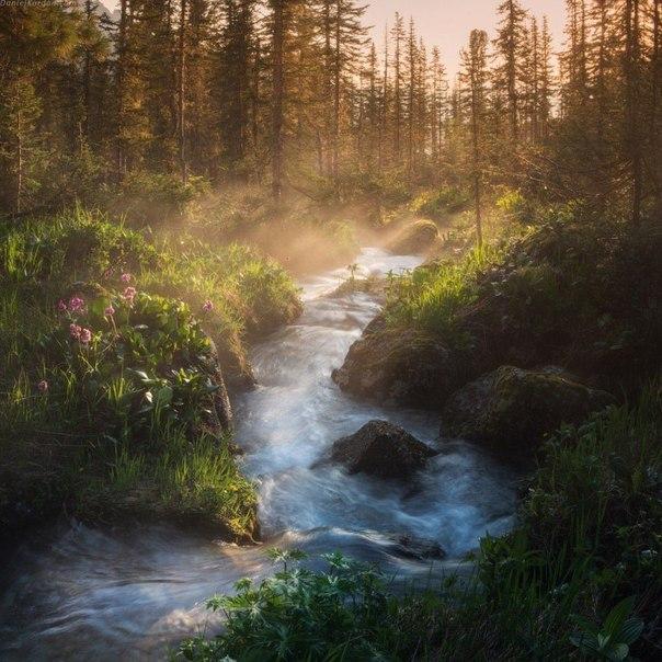 Природный парк Ергаки, Сибирь