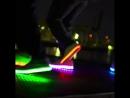 Светящиеся кроссовки от Ledsneakersshop promo