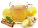 Имбирный чай для похудения  Напиток из имбиря выводит токсин