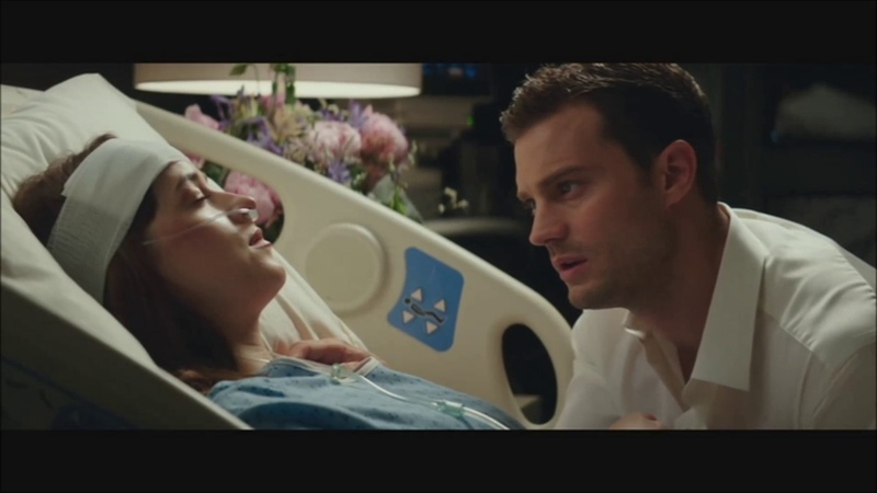 Fifty Shades Freed - Are you crying
