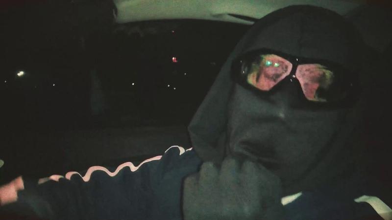 невиDимка - Провожаем темноту (life видео, rap, hip-hop, зачитал рэп, минус, 2Pac)