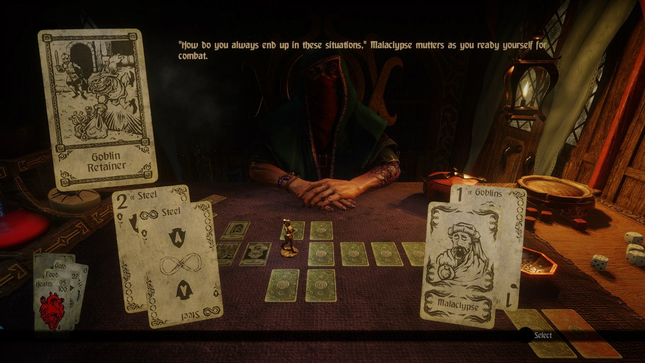Hand of Fate 2 (2017) PC - Скриншот 1
