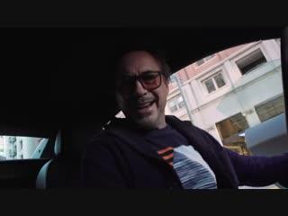 Роберт Дауни-младший в рекламе Ауди