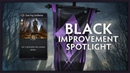 Artifact Black Improvement Spotlight