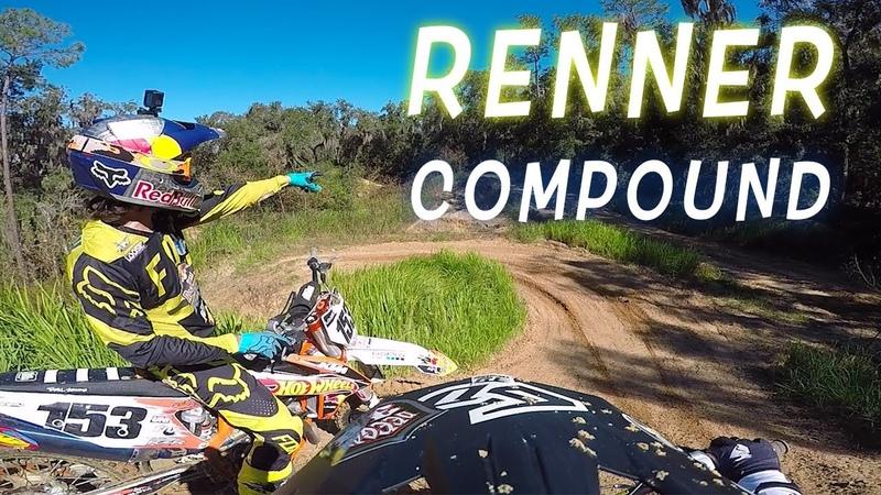 Two Stroke Vs Epic Sand Track! Dangerboy Rails Ronnie Renners Fresh Track
