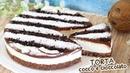 TORTA COCCO E CIOCCOLATO Ricetta Facile Senza Cottura Coconut Cake