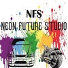 #NFS LED авторамки под номер автомобиля