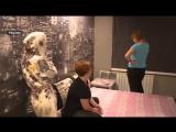 Сотрудницы интим-салона в перерыве между клиентами писали картины