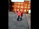 Танцы на причале