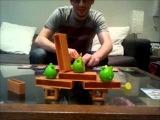 Настольная игра Angry Birds (злые птички)