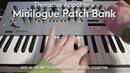 140 original Minilogue patches by Thoracius Classic Retro Vintage Analog