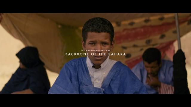 The Mauritania Railway Backbone of the Sahara