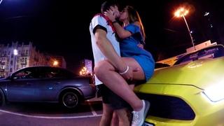 Как Поцеловать Девушку - Простой Способ | KISSING PRANK