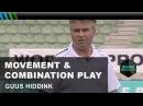 Combination play and movement Guus Hiddink CBV Dutch Coaches Association