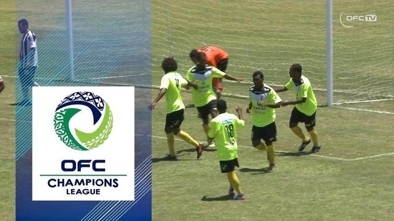 2019 OFC CHAMPIONS LEAGUE   GROUP D Highlights   AS Magenta v Tupapa Maraerenga FC