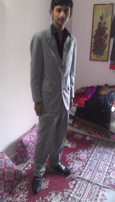 Asjad Malik, 17 мая 1994, Москва, id188090562