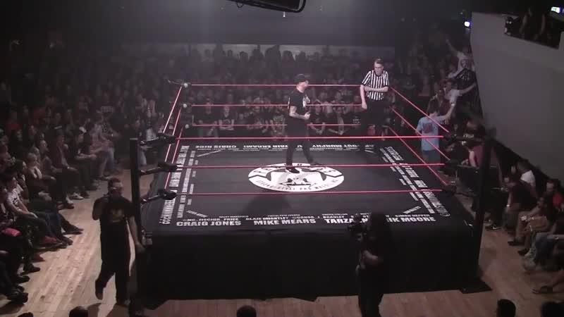 Will Ospreay vs Jimmy Havoc