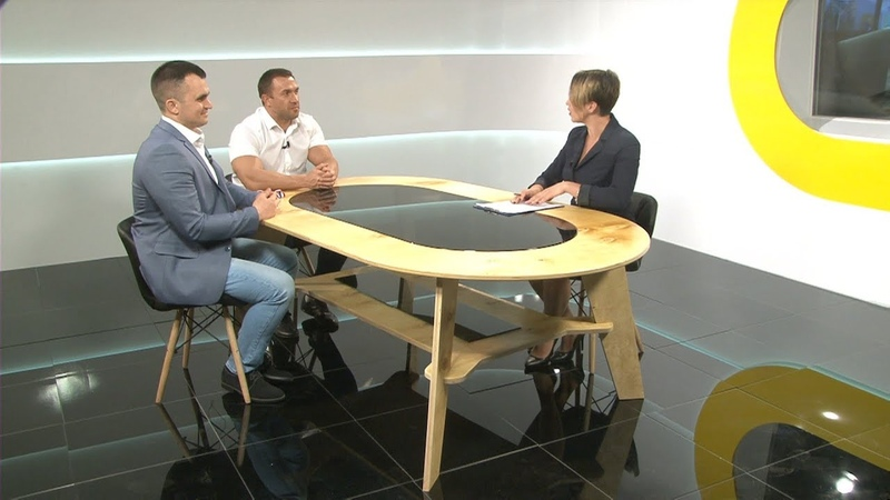 Александр Барбашин и Денис Капустин о победе в чемпионате Европы по бодибилдингу