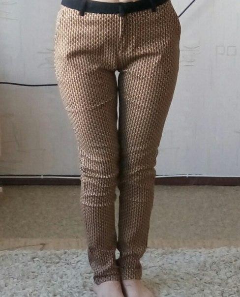 Здравствуйте, наконец-то пришли мои штанишки. Шли месяц до Омска. Очень рада - подошли. Переживала