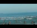 Видео привет из Санья Пляж кишит гражданами КНР 🇨🇳 Пляж Дадунхай Спасибо за видео хорошего отдыха и солнечной погоды тураг