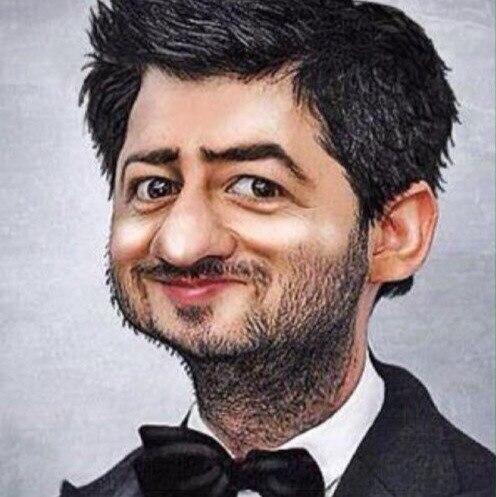 Михаил Галустян, резидент «Comedy Club»
