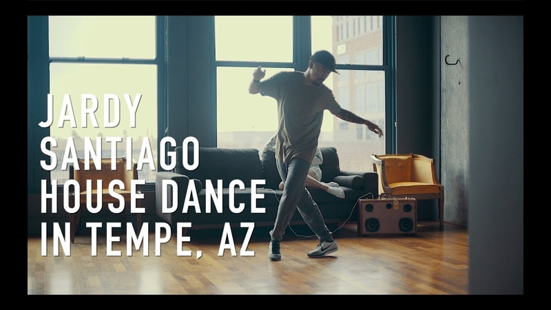 Jardy Santiago House Dance in Tempe, Arizona | Danceproject.info