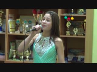 Веньгина Ульяна с песней Brandon Stone